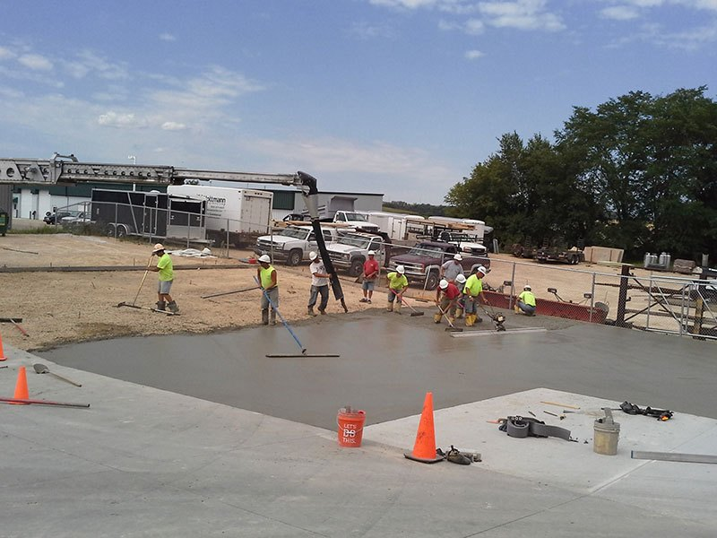 San Antonio Concrete Flatwork & Driveways