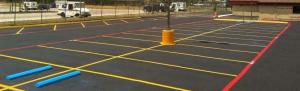 parking lot striping san antonio project downtown san antonio