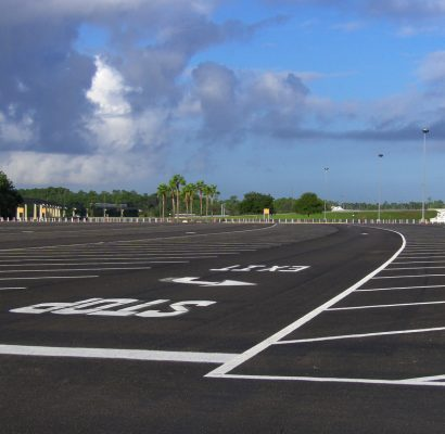 parking-lot-stiping-project-convention-center